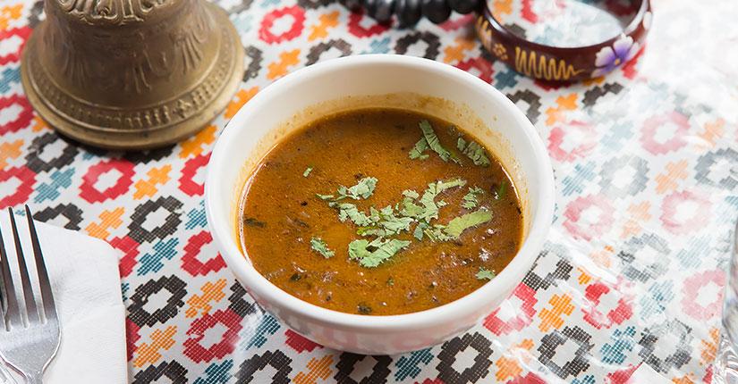 Gundruk Ko Jhol (Soup)