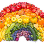 """A To Z of Health – """"F"""" is to Fill your plate with rainbow colours of fruits"""