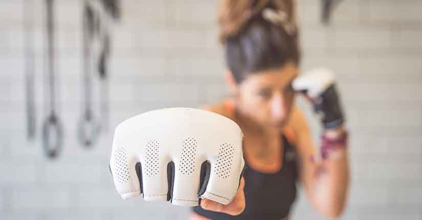 """A To Z of Health – """"K"""" is to Know Key Benefits of Kickboxing"""