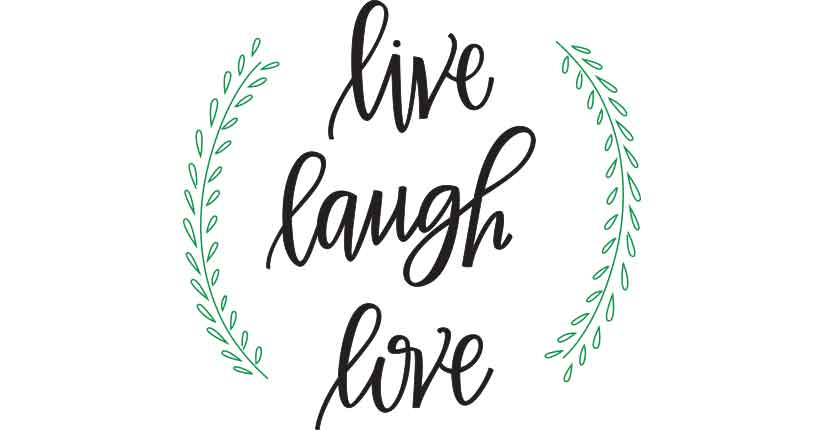 "A To Z of Health – ""L"" is to Laugh More to Live Life to the Fullest"