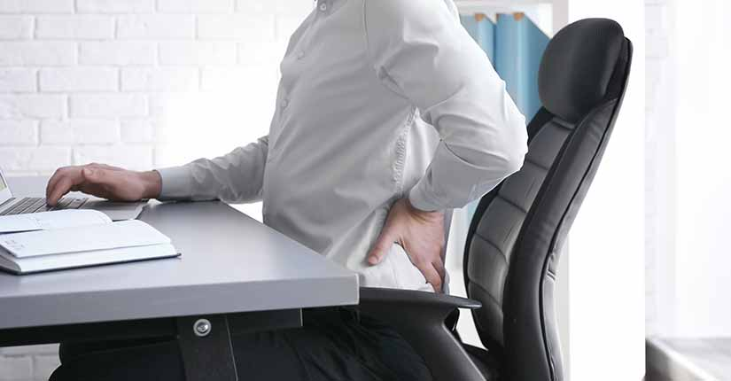 """A To Z of Health – """"P"""" is to Know about the Problems of a Poor Posture"""
