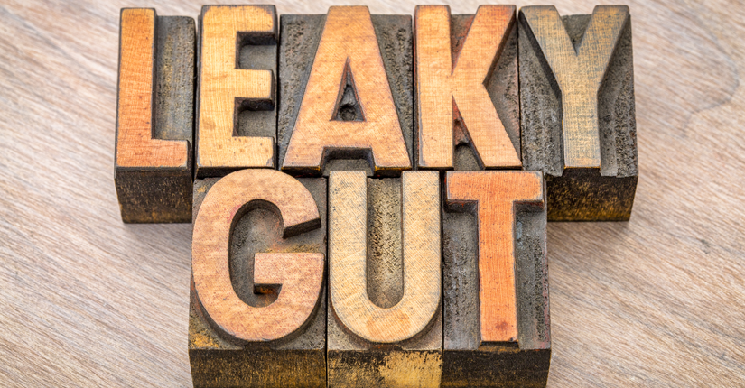 SIX FOODS TO MEND LEAKY GUT