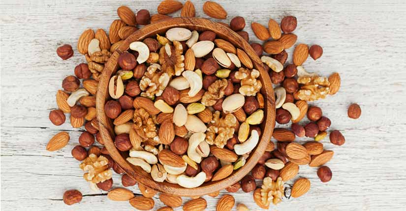 A Handful of Nuts Intake can Reduce the Risk of Cancer