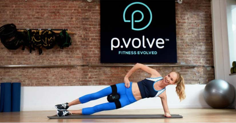 P. Volve Workout- The New Fitness Trend