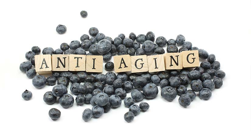 Anti-aging with Foods? Yes, It's Possible