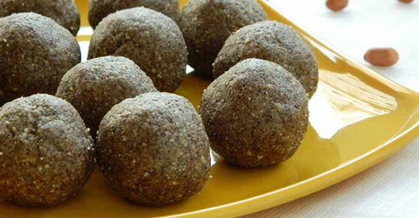 Winter special bajra gond laddoos