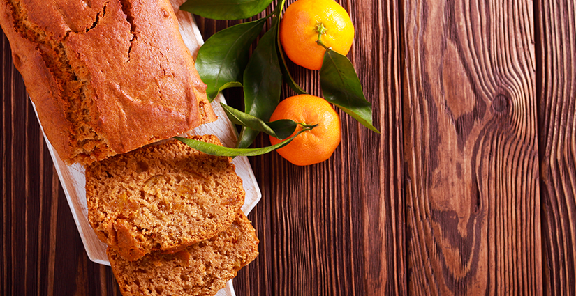 Whole Wheat Orange Cake