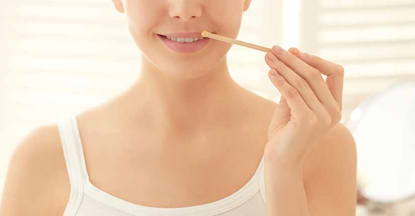 "A To Z of Health – ""U"" is for Ultimate DIYs to Remove Upper Lip Hair Naturally"