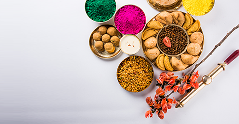 The Nutritional Significance of Holi