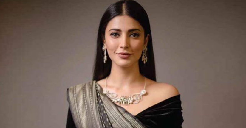 Shruti Hassan Opens up on Her Struggles with PCOS