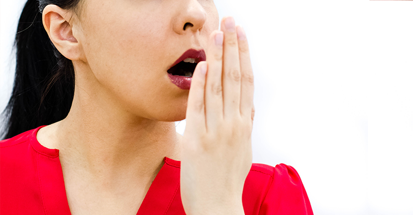 Worried about Bad Breath? Here's How you Can Solve It