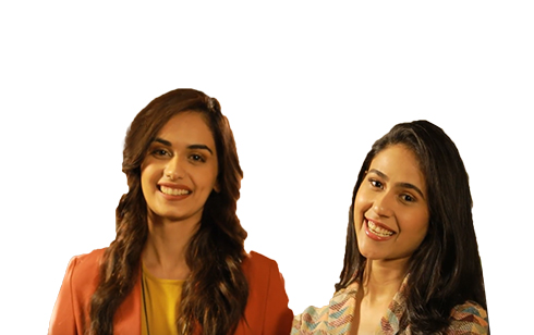 Miss India Manushi Chhillar With Nmami Agarwal for #HealthyNavratri