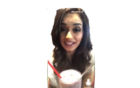 Miss World 2017 Manushi Chhillar on Nmami Smoothie Day Challenge