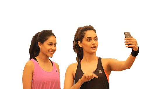 New Year Resolution with Nmami Agarwal and Manushi chhillar