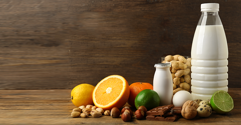 Top 6 Most Common Food Allergies