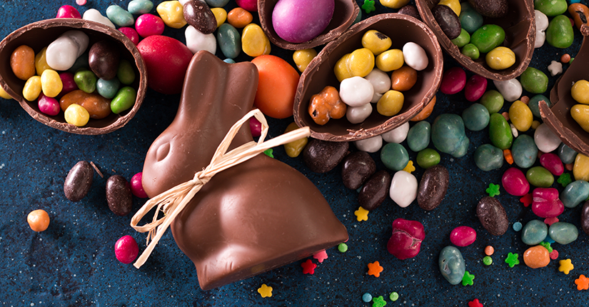 Make way for Healthy Easter Treats