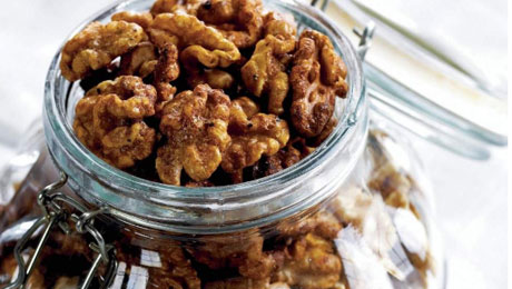 Corona special: Celebrity nutritionist Nmami Agarwal shares the recipe for Smoky Spiced Walnuts
