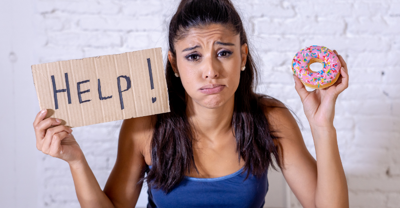 Feeling Guilty About Your Eating? Here's What You Can Do!