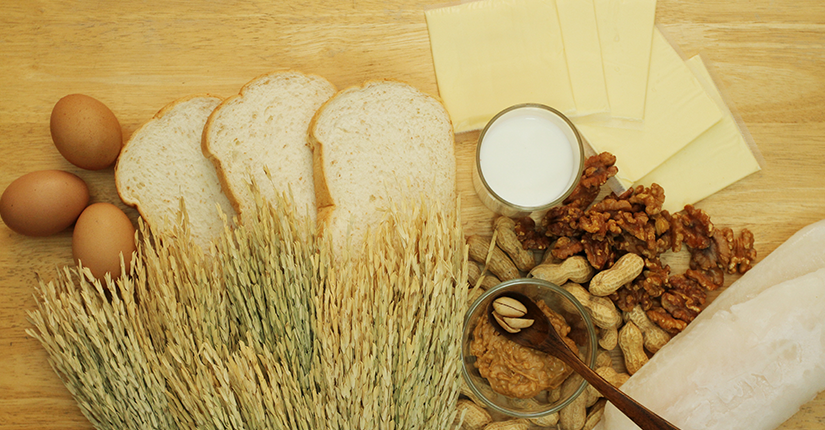 6 Healthy Substitutes for Common Food Allergy