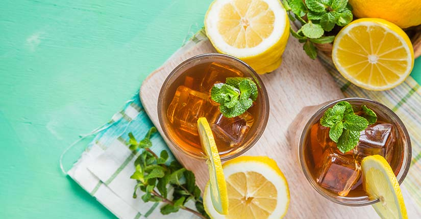Beat the Heat: Refreshing teas to keep you Fresh During Summer