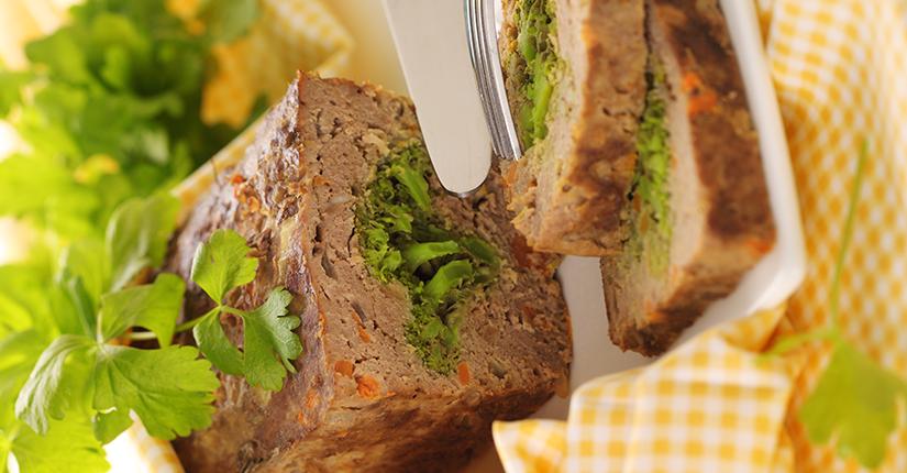 Broccoli Coriander Loaf