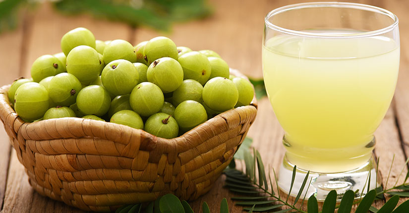 Different Ways to Incorporate Amla Juice in your Diet