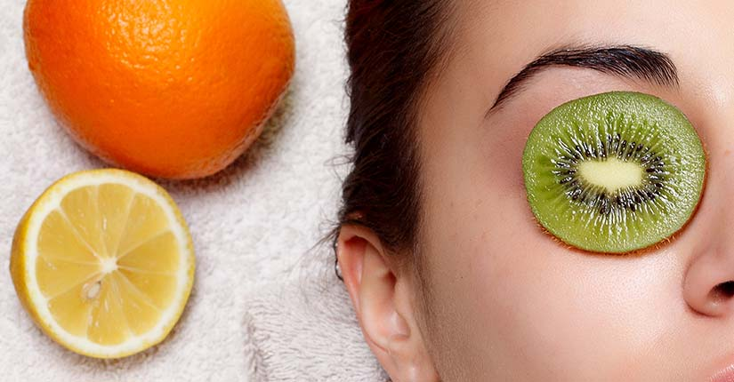 Fruit Leftovers? Apply it on Skin to Get Natural Glow