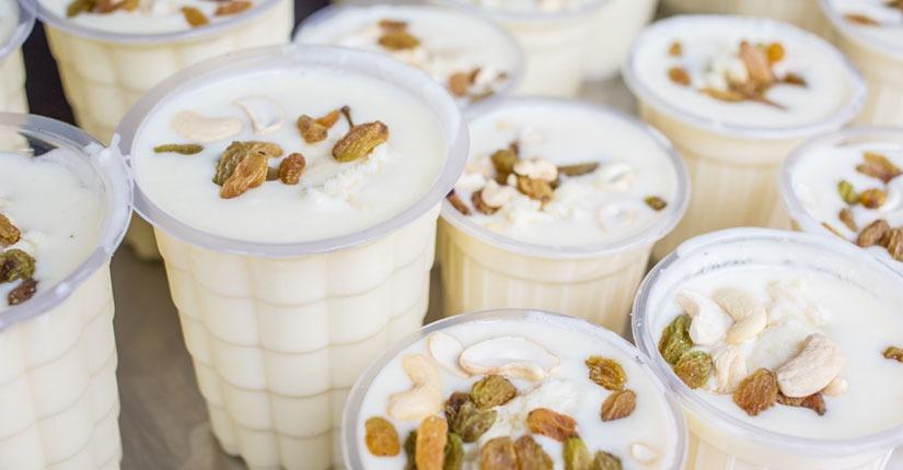 Pista Badam Milkshake