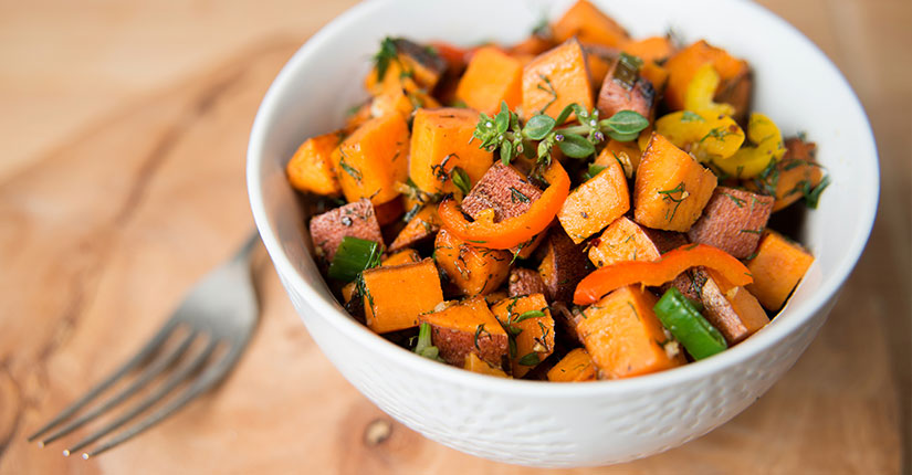 Sweet Potato Skillet