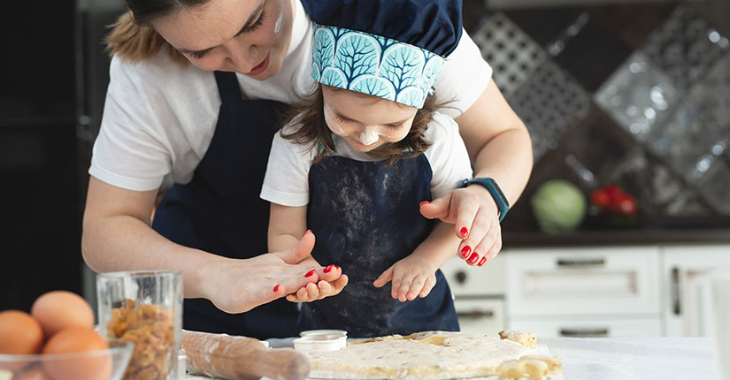 Healthy Cooking: How to Get Kids Involved