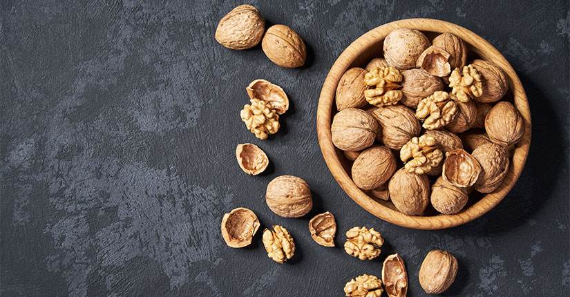 WALNUTS AND THE TEAM GOOD FAT