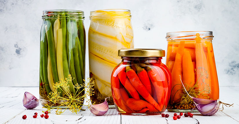 Tips for Healthy Pickling & Fermenting