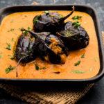 Mustard-Yogurt Eggplant Curry