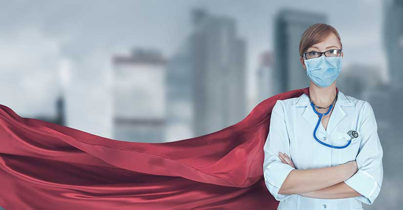 Honoring the Real-Life Superheroes