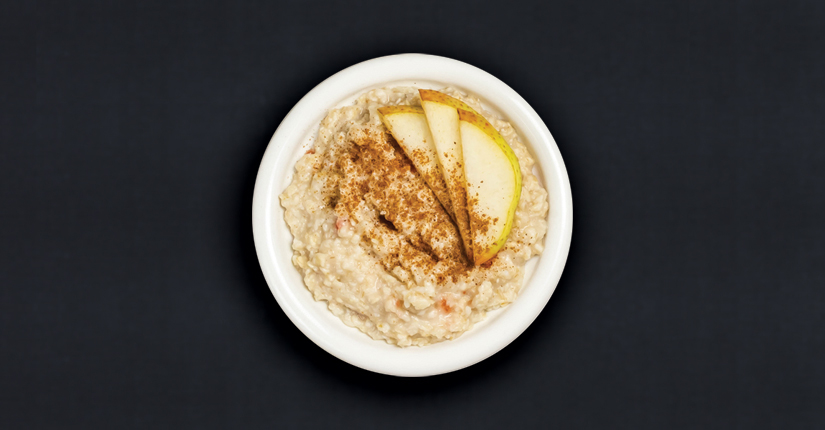 Cinnamon Oats meal