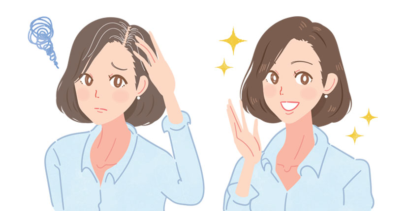 Suffering from Premature Hair Greying? Here's How to Fix it Naturally