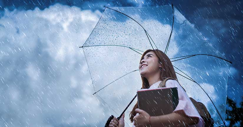 How to Brace Your Health for Monsoons