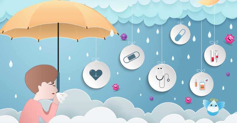 Monsoon Healthcare – 5 Essential Tips to Boost Immunity