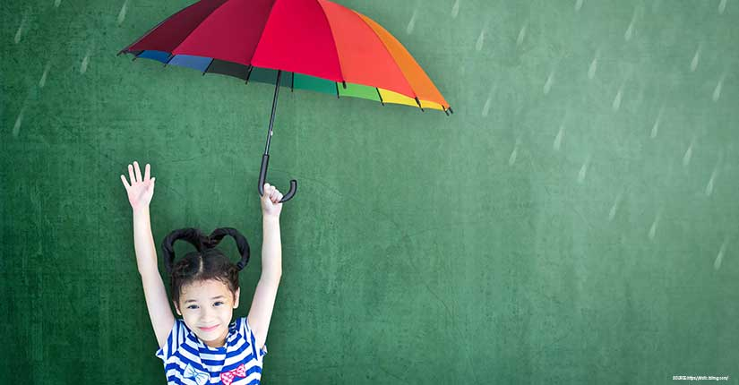 6 Tips for Boosting Kid's Health in Monsoons