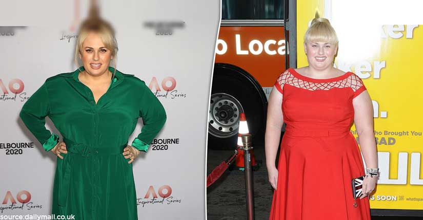 Rebel Wilson Inspires Us with Her Incredible Lockdown Transformation