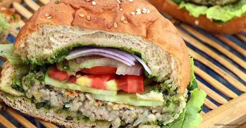 Chawli Burger
