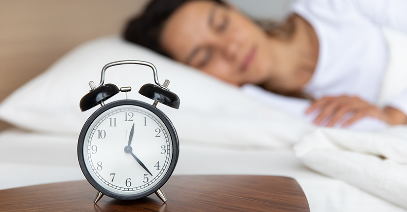 Why is it important to sleep early and how can you practice it in your daily lives?