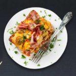Sweet Potato Egg Casserole