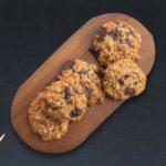 No sugar almond cookies