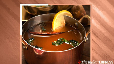 Strengthen your immunity with this easy and tasty rasam