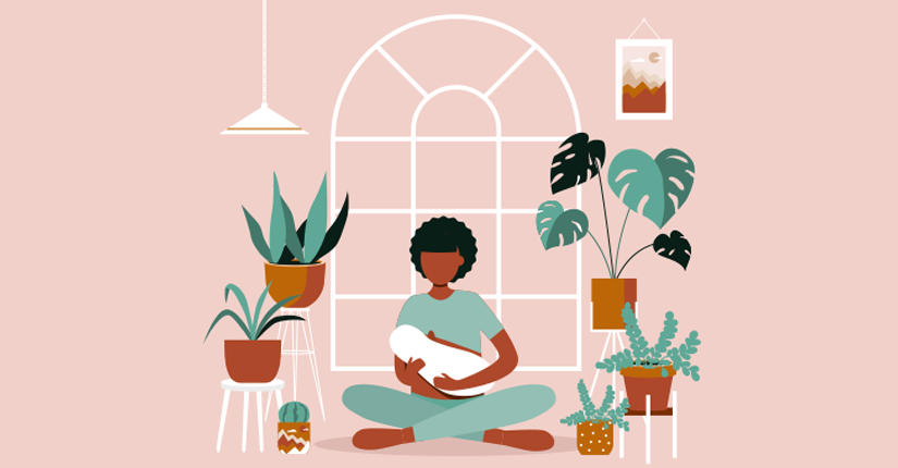 How Lactating Mothers Can Take Care of Their Nutrition