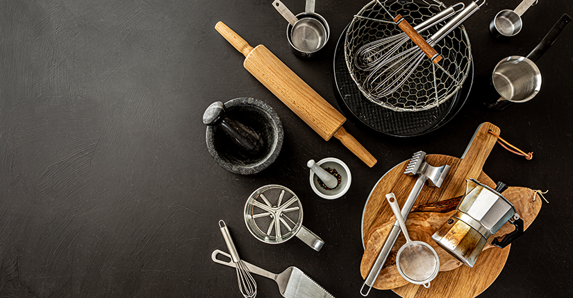Here are Some Kitchen Essentials if You are a Beginner Level Cook