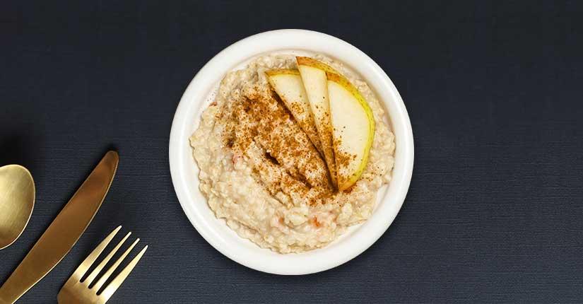 Instant pot oats