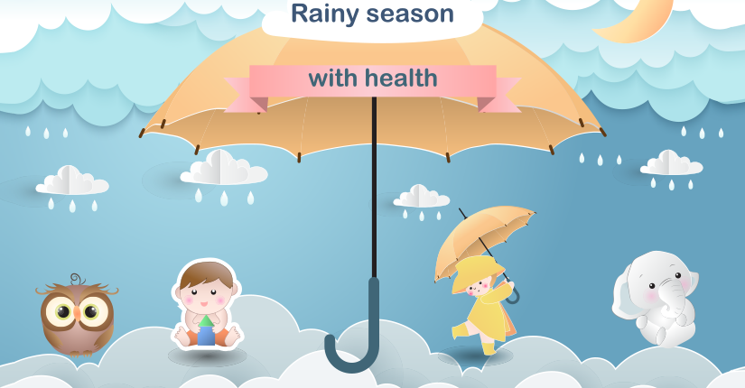 How to Accustom Your Health to Mid of Monsoons in 5 Ways