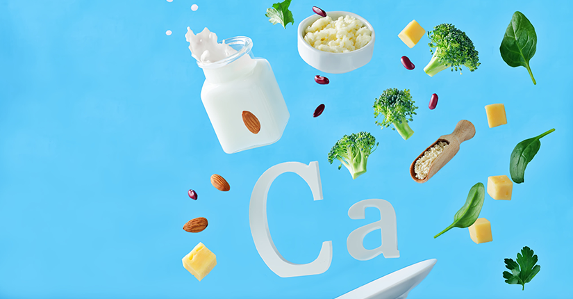 Know More about How Vegetarians can Fulfil Their Calcium Needs